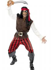 Pirate Ship's Mate Costume